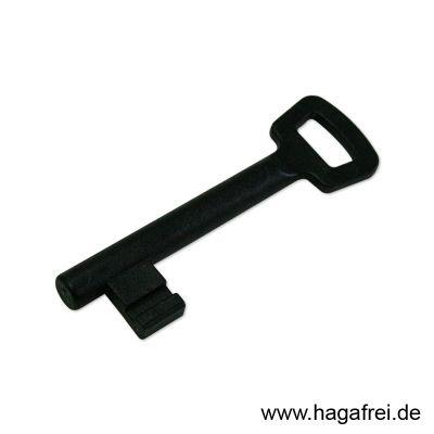 Ersatz-Kunststoffschlüssel für alle HAGAFREI Gartentore