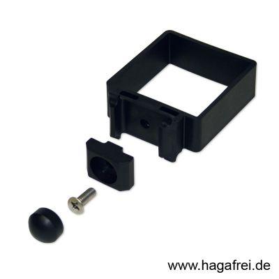 EASY-B-EASY Universalschelle für Quadratpfosten 60 x 60 / 4 mm