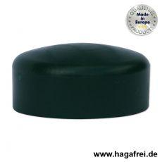 Pfostenkappe 60 mm grün
