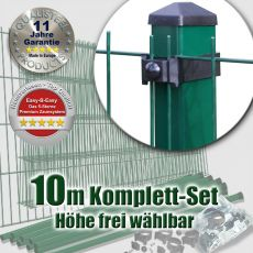 10m Mattenzaun-Set EASY-B-EASY Universal Heavy RE