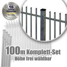 Frontgitter PROTECTION Komplett-Set feuerverzinkt 100m