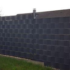 Sichtschutzband DON'T LOOK 190mm x 35m