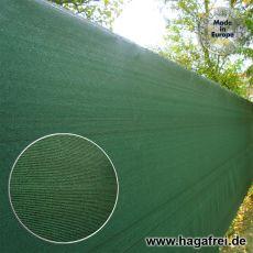 Sichtschutznetz 230 gr/m² grün 25m Rollen