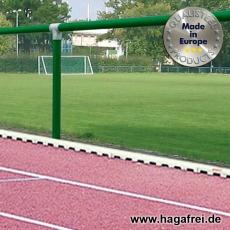 Barrierenrohre Ø 60 x 2,0 mm sendzimir-verzinkt + pulverbeschichtet