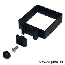 EASY-B-EASY Universalschelle für Quadratpfosten 80 x 80 / 6 mm