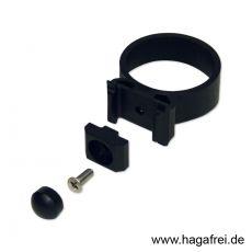 EASY-B-EASY Universalschelle für Rundpfosten Ø 60/6 mm