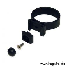 EASY-B-EASY Universalschelle für Rundpfosten Ø 76/4 mm