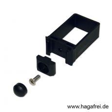 EASY-B-EASY Universalschelle für Rechteckpfosten 60 x 40 / 4 mm