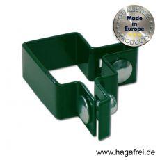 Eckschelle grün 60 x 40 mm